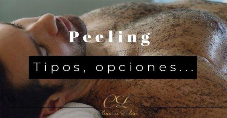Los beneficios del peeling corporal en hombres