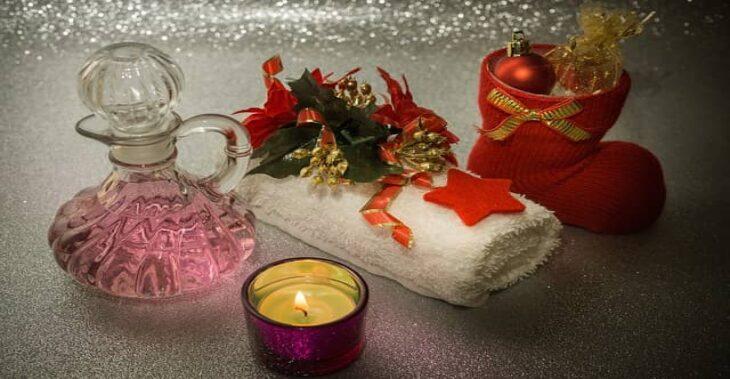 El mejor regalo de Navidad: Un masaje completo